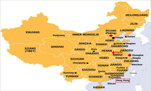 8-the_hefei_city_location_in_map